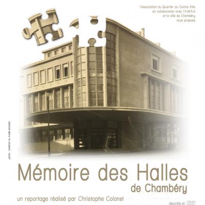 """Réalisé en partenariat avec la ville de Chambéry. """"Mémoire des Halles de Chambéry"""" est un documentaire de 36 minutes retraçant l'histoire du bâtiment et d'un quartier historique.  Synopsis :  <span style=""""color: #ffffff;"""">« Le chef des travaux habitait chez mes parents », dit-il pas peu fier... Espace de rencontres, de discussions, de diffusion, pendant plus de 140 ans, la place de Genève et son marché constituait le centre de vie privilégié de tous les Chambériens.</span>"""
