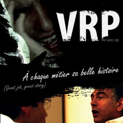 VRP est un court-métrage écrit et réalisé par Christophe Colonel en 2011.    Synopsis :  Gérald est un mec qui en veut, il exerce le métier de VRP mieux que personne. Ce n'est pas le genre de mec à s'apitoyer sur le sort des autres. Un jour pourtant, il rencontre Frank, un clochard que la rue a rendu muet. Commence une relation exclusive, ambiguë et violente.